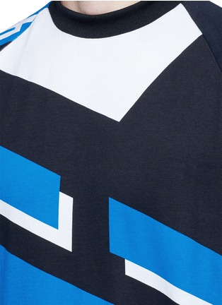 Detail View - Click To Enlarge - rag & bone - 'Japanese Moto' print T-shirt
