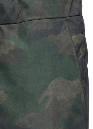 Detail View - Click To Enlarge - rag & bone - 'Everett 1' camouflage print pants