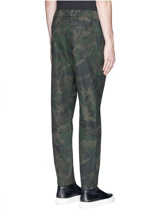 Back View - Click To Enlarge - rag & bone - 'Everett 1' camouflage print pants