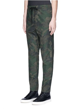 Front View - Click To Enlarge - rag & bone - 'Everett 1' camouflage print pants