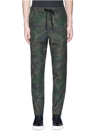 Main View - Click To Enlarge - rag & bone - 'Everett 1' camouflage print pants