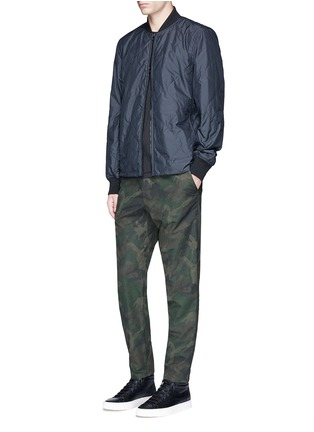 Figure View - Click To Enlarge - rag & bone - 'Everett 1' camouflage print pants