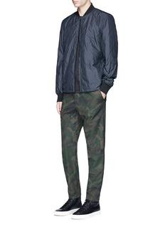 rag & bone'Everett 1' camouflage print pants