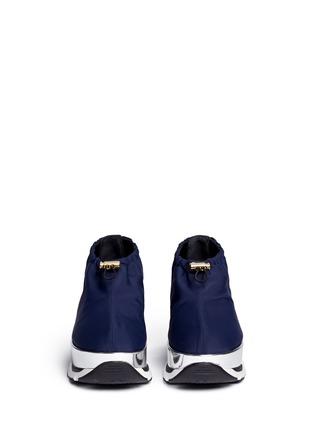 Marni-Tech fabric patent platform sneakers