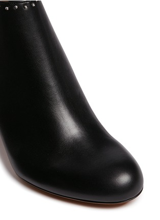 Detail View - Click To Enlarge - Givenchy - Stud border leather Chelsea boots