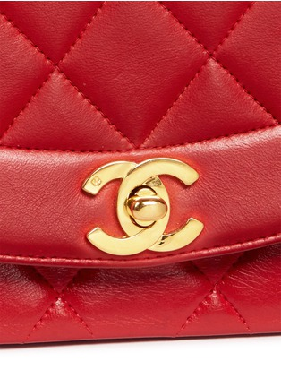 Detail View - Click To Enlarge - Vintage Chanel - Classic quilted leather flap bag