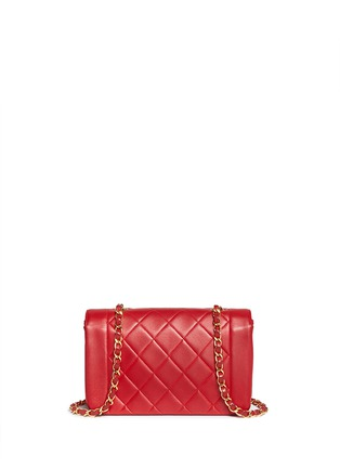 Back View - Click To Enlarge - Vintage Chanel - Classic quilted leather flap bag