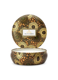 VOLUSPA Japonica Baltic Amber scented candle 340g