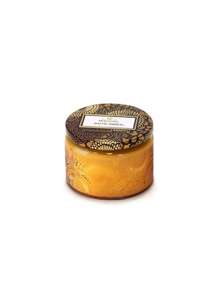 Main View - Click To Enlarge - VOLUSPA - Japonica Baltic Amber petite scented candle 90g