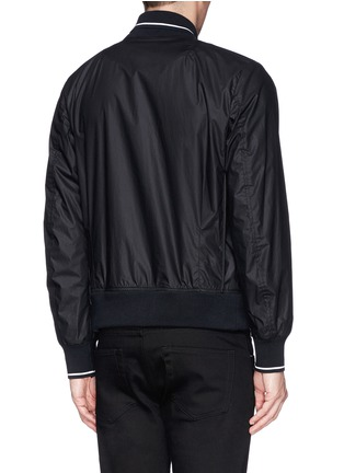 Back View - Click To Enlarge - rag & bone - 'Tracker' cotton twill bomber jacket