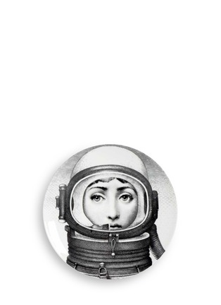Main View - Click To Enlarge - Fornasetti - Themes and Variations wall plate #181