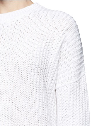 Detail View - Click To Enlarge - Theory - Hesterly' chunky knit sweater