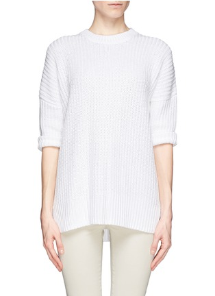 Main View - Click To Enlarge - Theory - Hesterly' chunky knit sweater