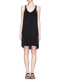 RAG & BONEChieftan' sleeveless shift dress