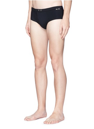 Figure View - Click To Enlarge - DANWARD - 'Naxos' LYCRA® swim briefs