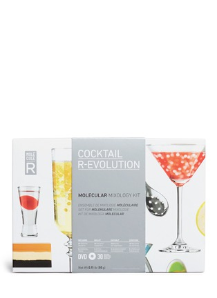 - Molecule-R - Cocktail R-Evolution Molecular Mixology kit