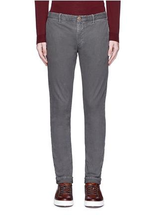 Incotex-Slim fit cotton pants
