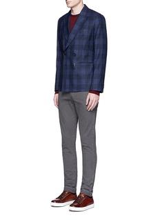 Incotex'Skin' slim fit pants