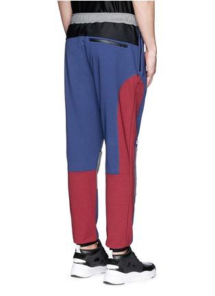背面 - 点击放大 - DYNE - 拼色防水运动裤