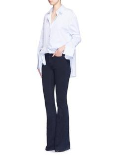 STELLA MCCARTNEYBlack wash flare jeans