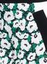 细节 - 点击放大 - STELLA MCCARTNEY - KRISTELLE花卉印花拼色短裤