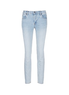 Alexander Wang  'Wang 002' washed tapered jeans