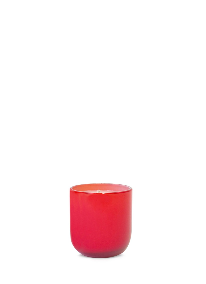 (PRODUCT)RED tomato pop scented candle by Jonathan Adler