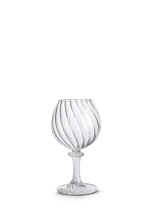 Main View - Click To Enlarge - GABRIELA SERES - Arabesque red wine glass