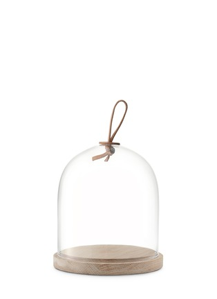 Lsa - Ivalo small ash wood base and dome set