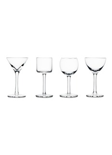 Lsa Lulu liqueur glass set