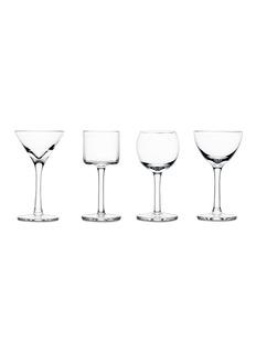 LsaLulu liqueur glass set