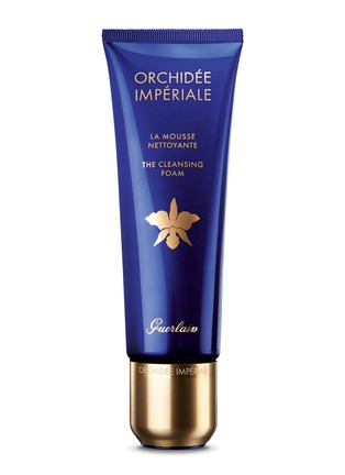 Main View - Click To Enlarge - Guerlain - Orchidée Impériale - The Cleansing Foam 125ml