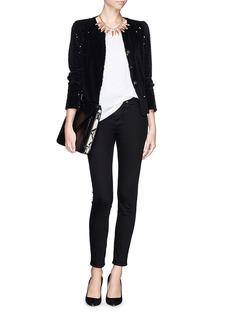 ARMANI COLLEZIONISequin paillette jacket