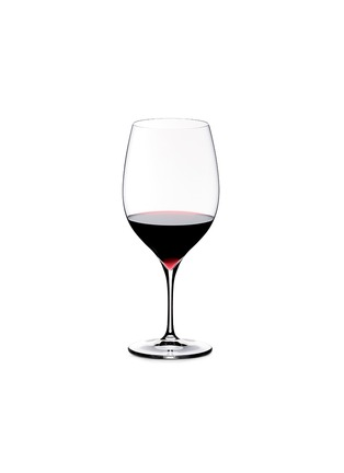 Main View - Click To Enlarge - Riedel - Grape red wine glass - Cabernet/Merlot