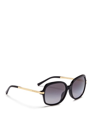 Michael Kors - 'Adrianna III' acetate square polarised sunglasses