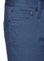 'Razor' cotton shorts