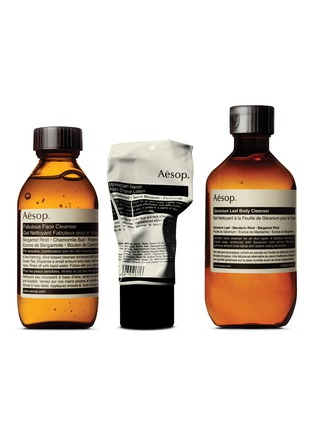 Main View - Click To Enlarge - Aesop - 'Delphinus' Classic Skin Care Kit