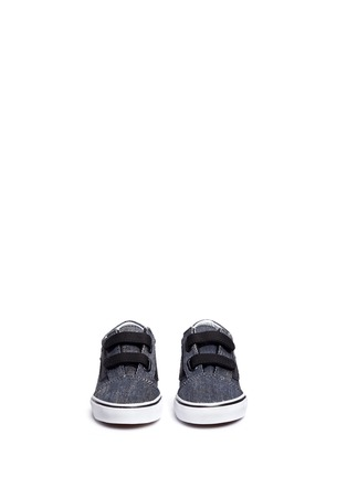 Figure View - Click To Enlarge - Vans - 'Acid Denim Old Skool V' toddler sneakers