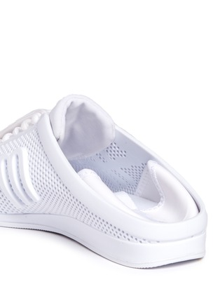 Detail View - Click To Enlarge - Melissa - 'Love System Now' neoprene perforated PVC sneakers