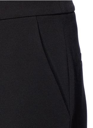 细节 - 点击放大 - ANIRAC - 高腰喇叭长裤