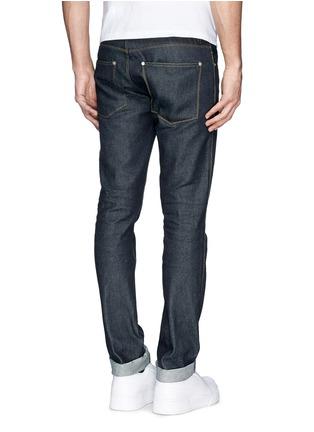 背面 - 点击放大 - ACNE STUDIOS - 纯棉牛仔裤