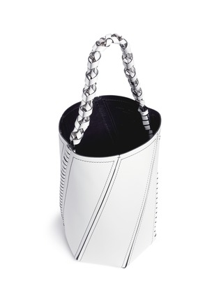 - Proenza Schouler - 'Hex' medium leather bucket bag