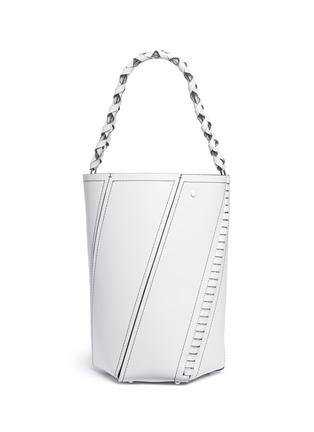 Main View - Click To Enlarge - Proenza Schouler - 'Hex' medium leather bucket bag
