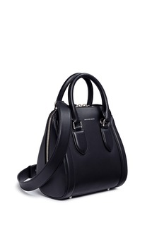 Alexander McQueen 'Heroine' medium leather bag
