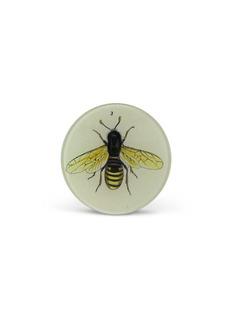 John Derian Company Inc.Bee 3 round plate