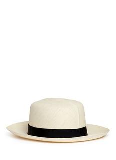 Lock & CoRollable Panama straw hat