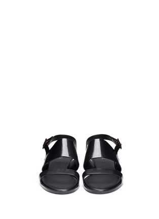 Front View - Click To Enlarge - Melissa - 'Classy Ad' slingback sandals
