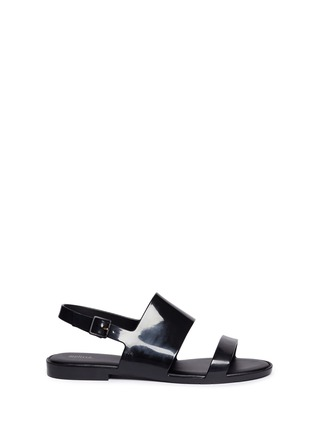 Main View - Click To Enlarge - Melissa - 'Classy Ad' slingback sandals