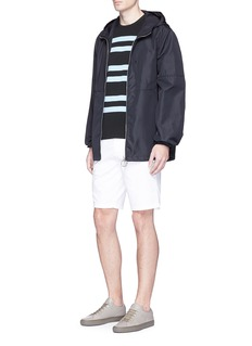 Acne Studios 'Motion' hooded jacket