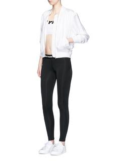 Ivy Park The I' logo waist low rise leggings
